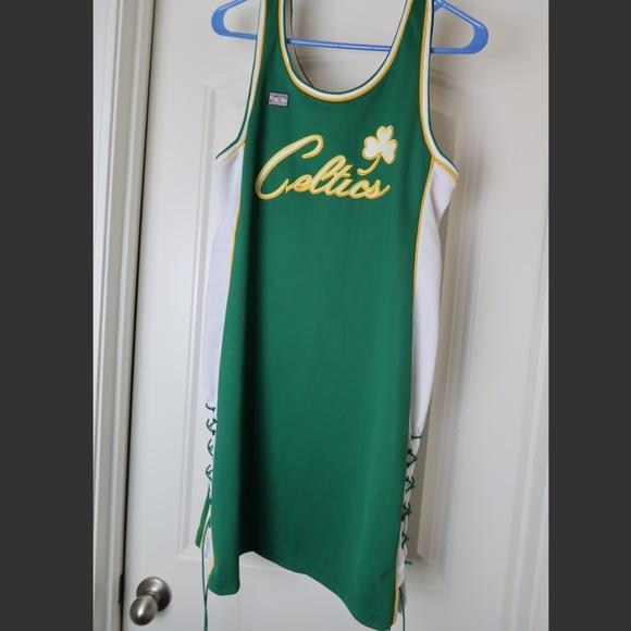 Dresses Boston Celtics Jersey Dress Poshmark